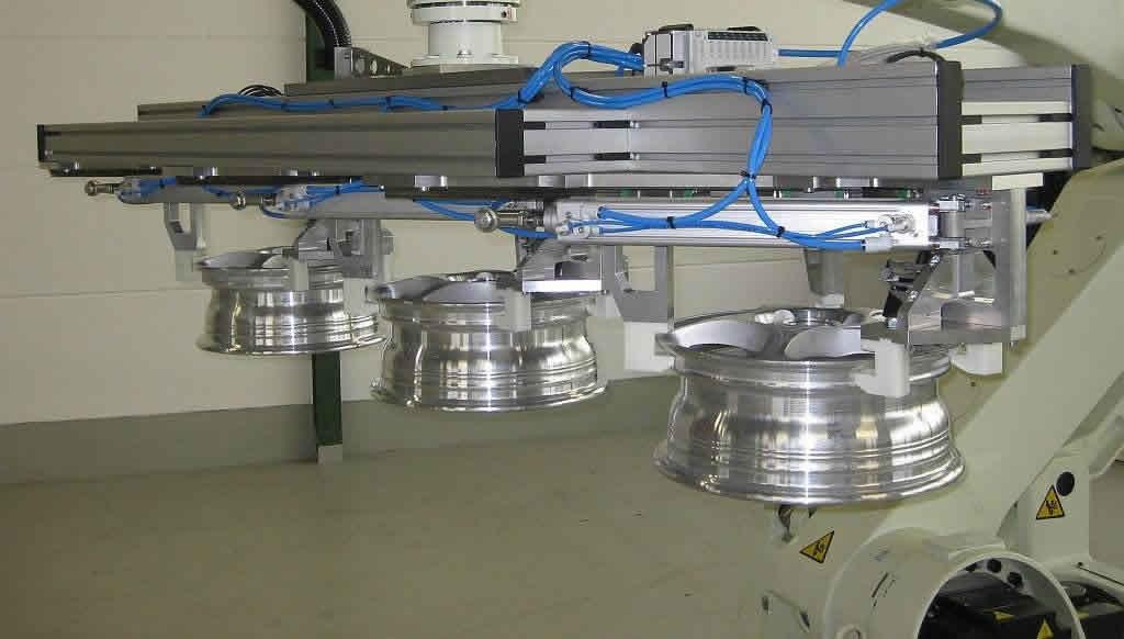 Greifersysteme von der Firma AKON Robotics